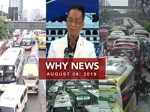UNTV: Why News (August 08, 2019)