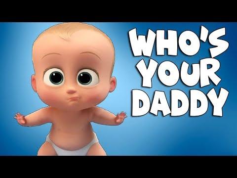 Who's Your Daddy Smesni Momenti - PORODICA ZA PRIMER! (DEMON DETE)