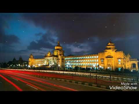 Bengalore skyline. 2017 - 18
