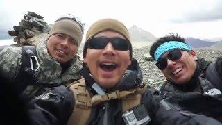 Glacier National Park Part 1 - Avalanche Creek & Piegan Mounta…