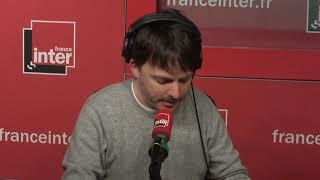 """Nouvel habillage sonore pour """"Géopolitique"""" de Bernard Guetta - le billet humour de Chris Esquerre"""