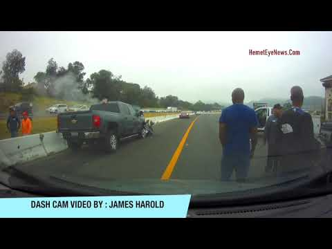 Fatal Crash On 15 Freeway In Temecula