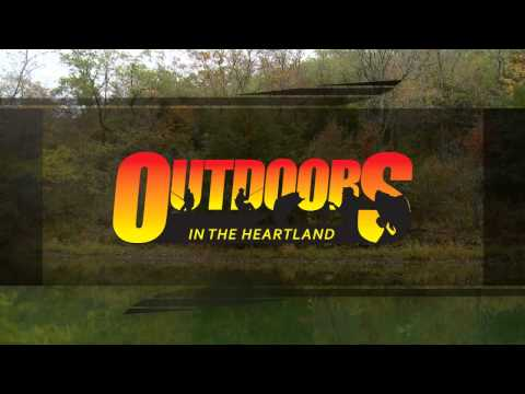"Outdoors In The Heartland - ""Central Missouri Bass Fishing"" (2014)"