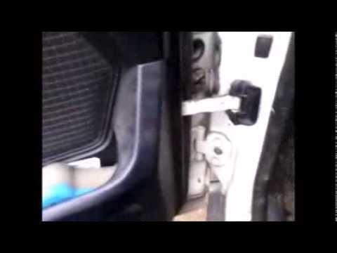 Mi coche clasico 1984 cambio tirante puerta youtube - Cambio de puertas ...