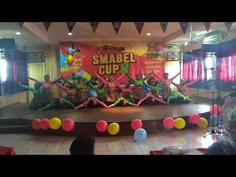 Tari Saman MTsN 1 Jakarta Juara 1 @SmabelCup8