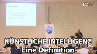 MD.VORLESUNG – Künstliche Intelligenz: Was ist das eigentlich?