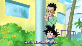 Gohan y Goten Siguen a Goku Dragon Ball Súper Capitulo 71 (Sub Español)