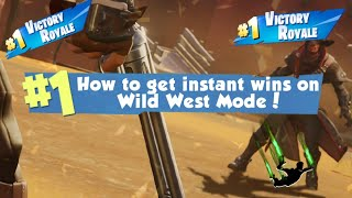 How to get ARs on wild west Fortnite Season 7