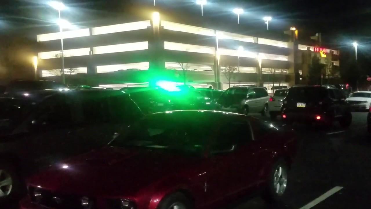 Green Emergency Lights