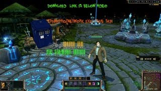 "Doctor Who ""Matt Smith"" The Eleventh Doctor With A ""Virtual TARDIS"" Mod - League of Legends"