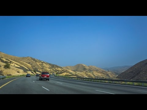 15-21 Los Angeles Area #5 of 12: I-5 North & The Grapevine