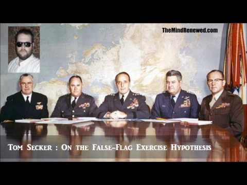 Tom Secker : On the False-Flag Exercise Hypothesis
