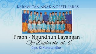 Video KARAWITAN ANAK : Praon-Ngundhuh Layangan-Ojo Dipleroki download MP3, 3GP, MP4, WEBM, AVI, FLV November 2018