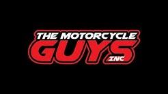 THE MOTORCYCLE GUYS EBAY PARTS GUARANTEE SUZUKI KAWASAKI YAMAHA HONDA BMW TRIUMPH DUCATI CAN AM