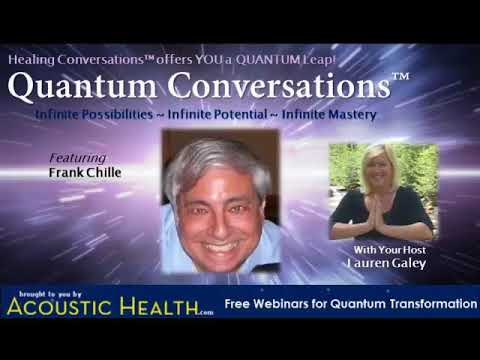 Disclosure, Orbs and ETs  with Frank Chille