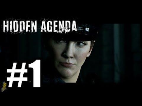 HIdden Agenda Gameplay #1 - PlayLink?