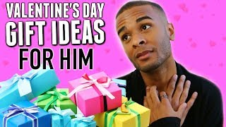 WHAT TO GET YOUR BOYFRIEND FOR VALENTINE'S DAY 2018! Blair Thompson