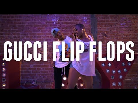 BHAD BHABIE - GUCCI FLIP FLOPS OFFICIAL VIDEO #DexterCarrChoreography
