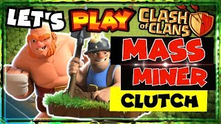 Mass MINER Clutch! - Clash Of Clans Let's Play - Builder Base NEW ...
