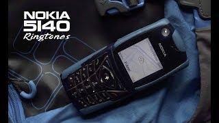 Nokia 5140 ringtones  🎼🎵 🎶
