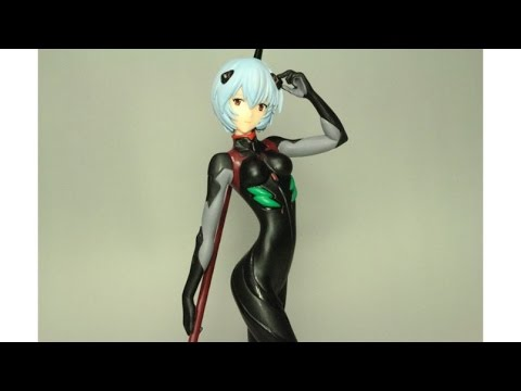 Evangelion Rei Ayanami 3.0 Rebuild of Evangelion Tentative Name