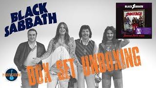 Black Sabbath Sabotage Vinyl Box Set Unboxing