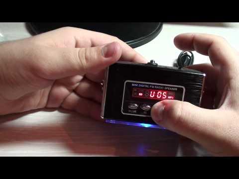 колонки для компьютера ловят радио