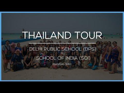 DPS & SOI Bangalore -Teachers Retreat Thailand 2018