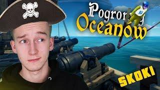 POGROMCY OCEANÓW #7 - SKOKI z ARMAT! ️