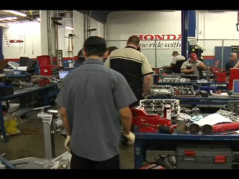 Mt. Hood Community College - Automotive Chrysler CAP Honda PACT IMPORT Programs
