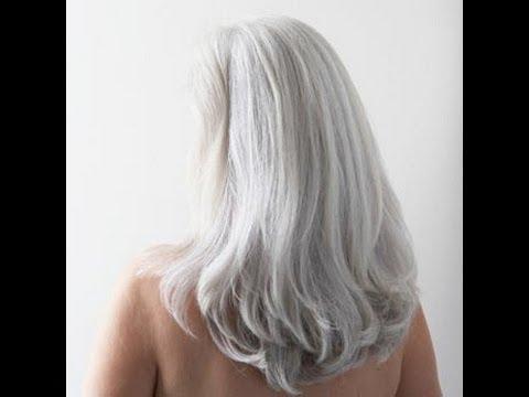 Taglio per nascondere i capelli bianchi