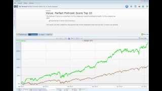 Piotroski Score - How to Beat the Market