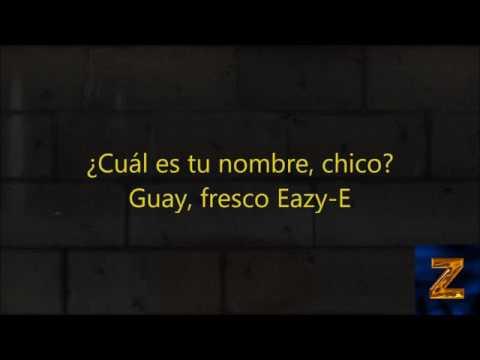 Eazy-E - Eazy-Duz-It Subtitulado español (HD Audio)