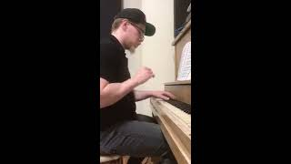 Ja Rule & Lloyd- Caught Up Piano Cover