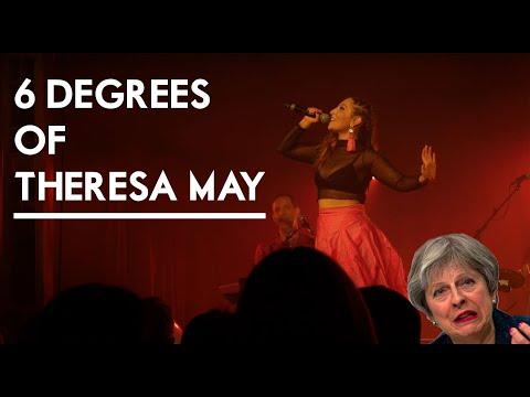 6 Degrees of Theresa May | Jess Robinson