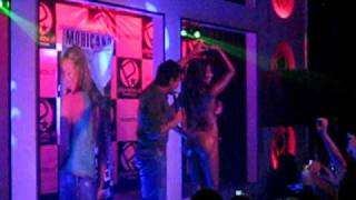 Dominique Lattimore en Planet Tv discoteque