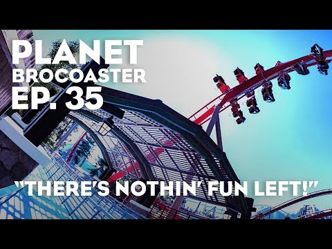 Planet Brocoaster-Ep. 35-There's Nothing Fun Left (Planet Coaster) HD