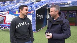 Signé Tallal avec Rafael da Silva (Olympique Lyonnais)