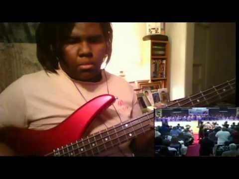 Jesus promised bass cover