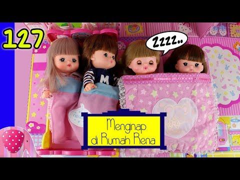 Menginap di Rumah Rena - Mainan Boneka Eps 127 S1P15E127 GoDuplo TV