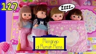 Menginap di Rumah Rena Mainan Boneka Eps 127 S1P15E127 GoDuplo TV