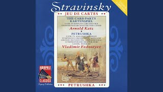 Petrushka: XIII. Fourth Tableau - The Masqueraders, The Fight of the Moor and Petrushka, The...