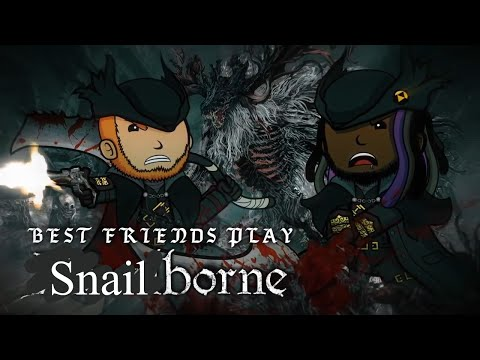 Best Friends Play Snailborne Abridged