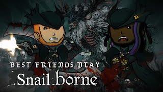 Best Friends Play Snailborne Abridged