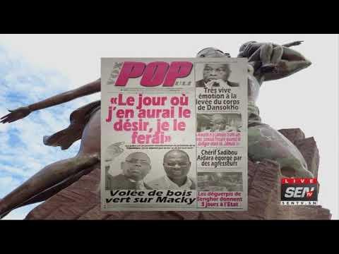 REVUE DE PRESSE DU 26 AOÛT AVEC HAMED AÏDARA