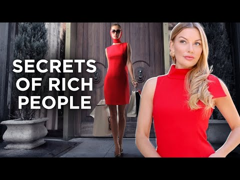 REVEAL: Why Rich People Hide Their Wealth!