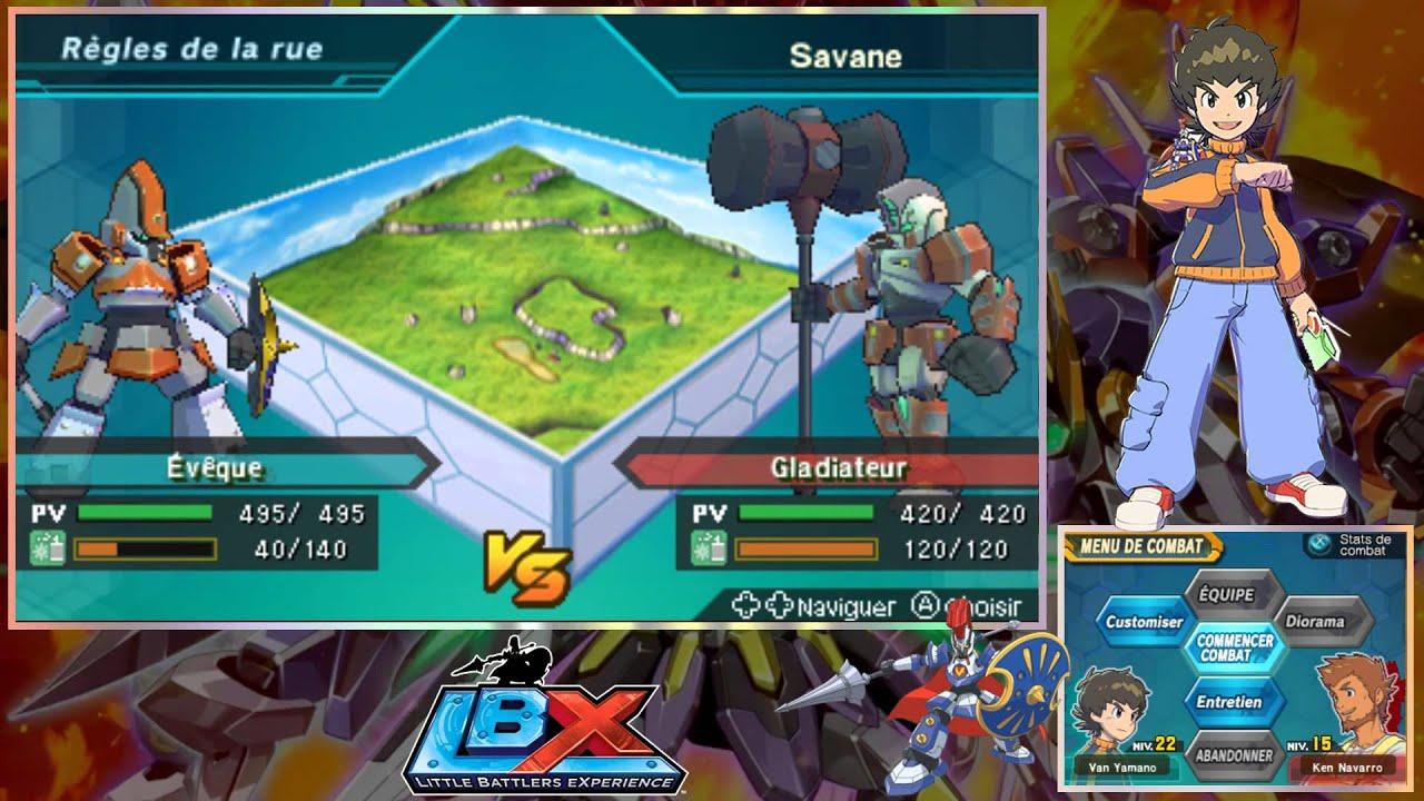 #09 En route pour les catacombes► LBX (Little Battlers Experience) Let's Play FR HD