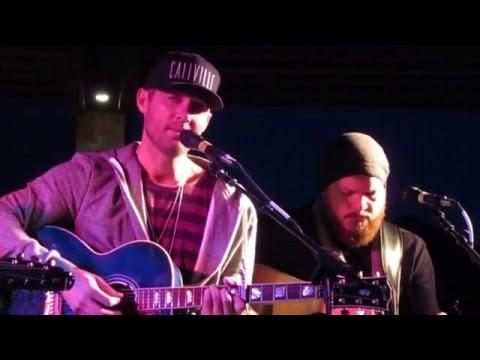 "Brett Young ~ ""Fallin Off the Wagon"" ~ KRTY Songwriter Night ~ 5/6/16"
