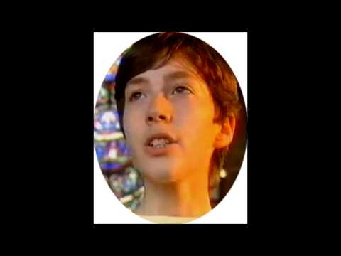 Oliver Putland boy treble) sings O for the Wings of a Dove