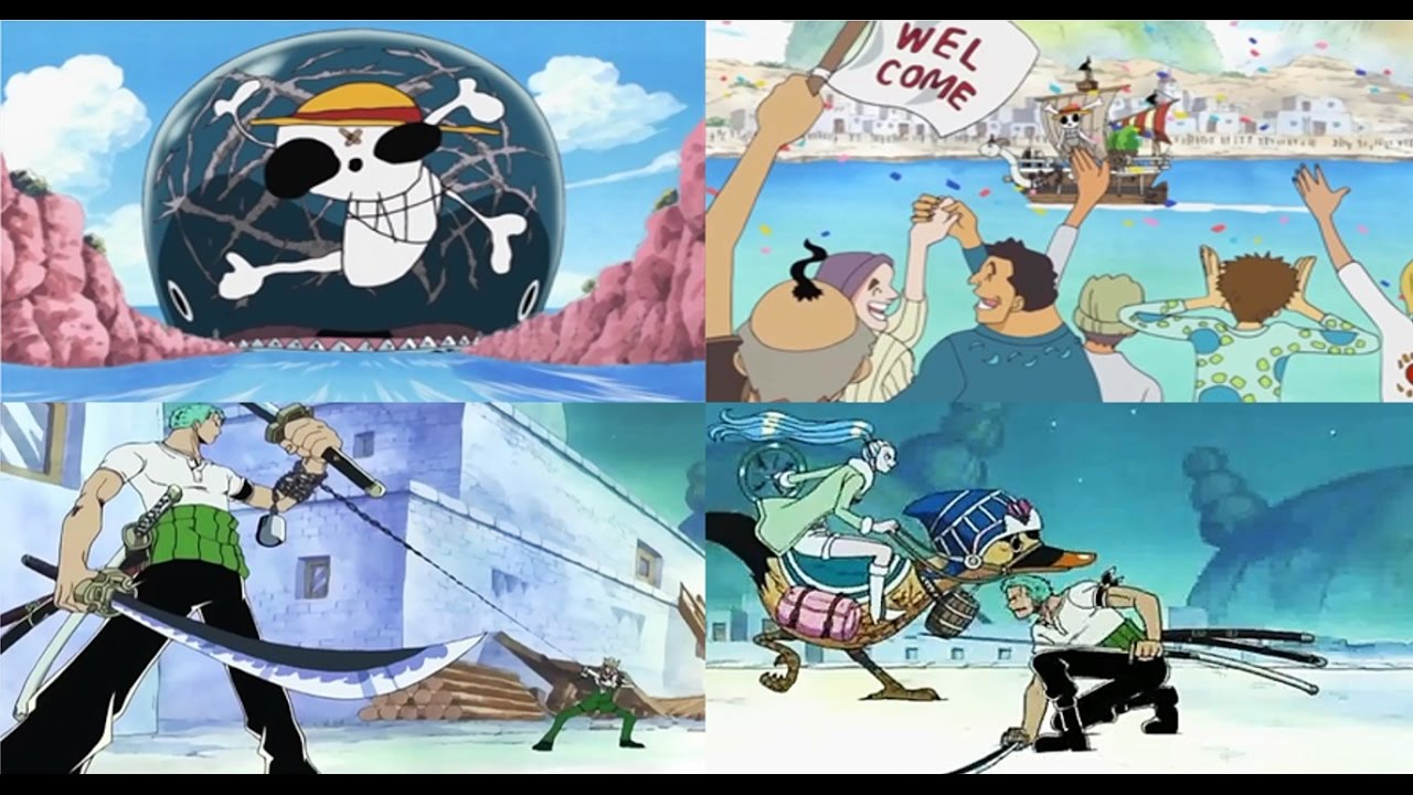 REDIRECT! One Piece: Season 2 Episodes 63, 64 and 65 reaction